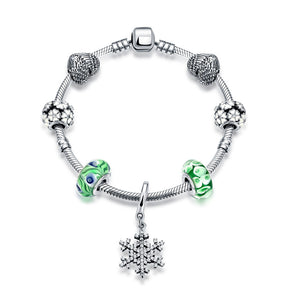 Sterling Silver The Irish Luck Bracelet - Golden NYC Jewelry www.goldennycjewelry.com fashion jewelry for women