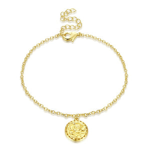The Power of the Sun Bracelet in 18K Gold Plated - Golden NYC Jewelry www.goldennycjewelry.com fashion jewelry for women