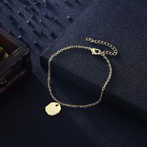 Classic Coin Bracelet in 18K Gold Plated, Gold Collection, Bracelet, Gold, Golden NYC Jewelry, Golden NYC Jewelry  jewelryjewelry deals, swarovski crystal jewelry, groupon jewelry,, jewelry for mom,