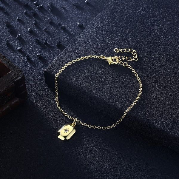Stargaze Bracelet in 18K Gold Plated - Golden NYC Jewelry www.goldennycjewelry.com fashion jewelry for women