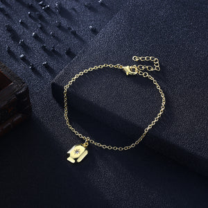 Star Shine Bracelet in 18K Gold Plated