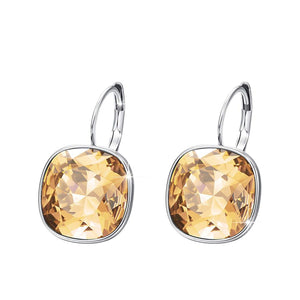 0.55 CT Mini Bella Leverback Earring - 4 Options Available