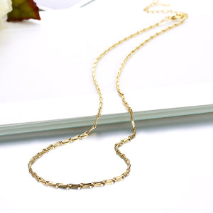 18K Gold Plated Mariner Link Chain Necklace, , Golden NYC Jewelry, Golden NYC Jewelry  jewelryjewelry deals, swarovski crystal jewelry, groupon jewelry,, jewelry for mom,