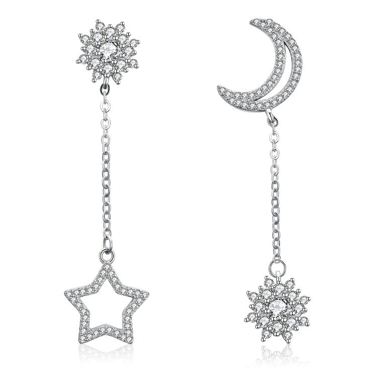 Sky Full of Stars Drop Earrings - Golden NYC Jewelry www.goldennycjewelry.com fashion jewelry for women