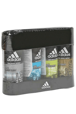 Adidas Combo pack of 4 with different fragnance