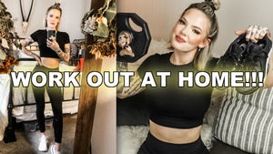 FITNESS THINGS YOU NEED FOR WORKING OUT AT HOME *my faves*  // Mallory1712