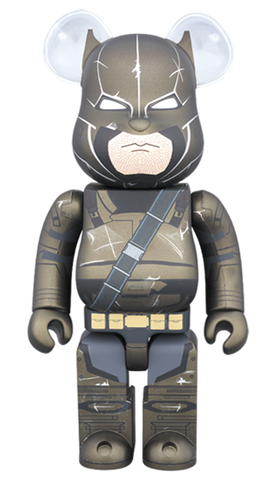 Be@rBrick Armored Batman 400% (Batman VS Superman)