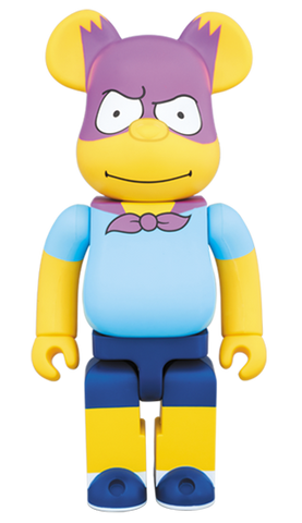 Be@rbrick Bartman 400% (The Simpsons)