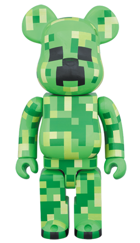 Be@rbrick Creeper 400% (Minecraft)