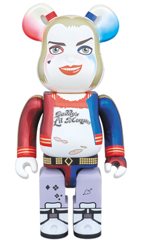 Be@rbrick Harley Quinn 400% (Suicide Squad)