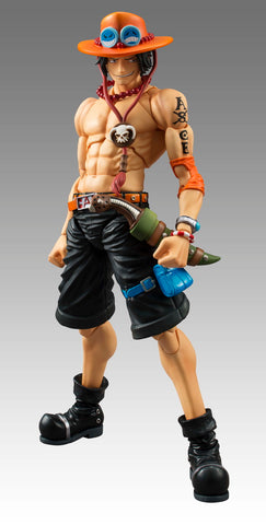 [PRE-ORDER] Variable Action Heroes - Portgas D-Ace (One Piece)