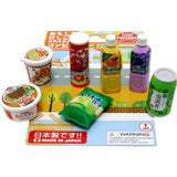 Iwako Eraser (Blister Pack) Drinks And Snack Foods