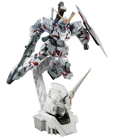 HG - Limited Unicorn Gundam (Destroy Mode) + Unicorn Head