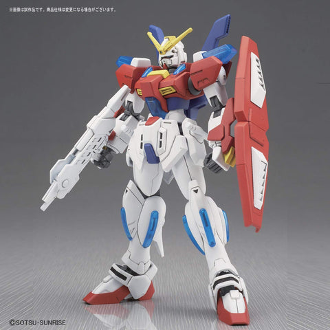 HG - Star Burning Gundam