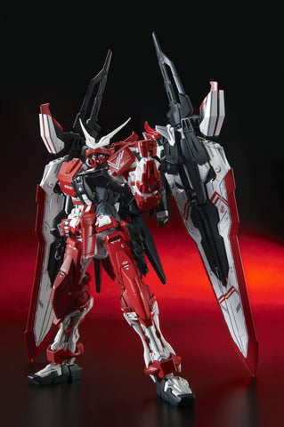 MG - Astray Turn Red