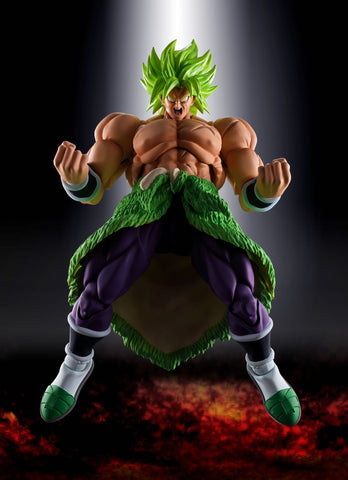 S.H. Figuarts - Super Saiyan Broly Full Power (DragonBall Super)