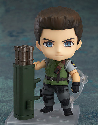 Nendoroid - Chris Redfield (Resident Evil)