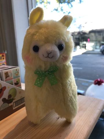 Alpacasso (Yellow)