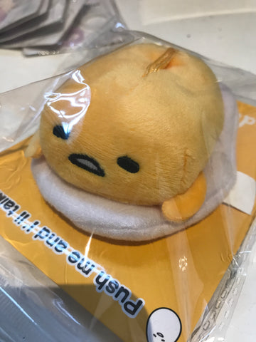 Gudetama Talking Mascot