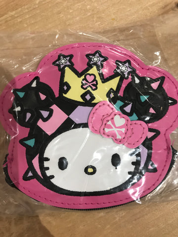 Hello Kitty X TokiDoki Diecut Coin Purse