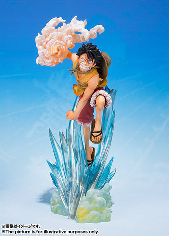 Figuarts ZERO - Monkey D. Luffy: Brother's Bond (One Piece)
