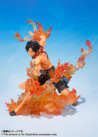 Figuarts ZERO - Portgas D. Ace: Brother's Bond (One Piece)