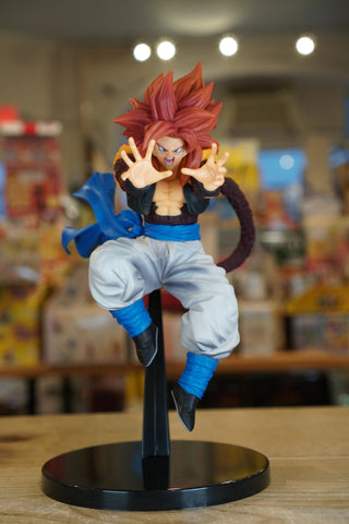 Banpresto DragonBall GT Big Bang Fusion - Super Saiyan 4 Gogeta