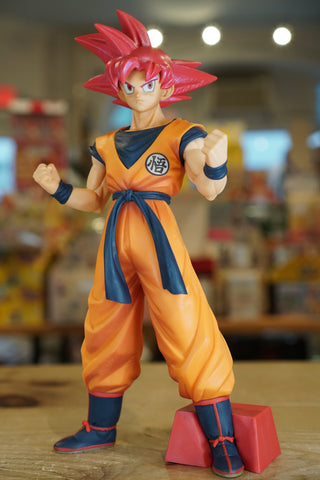 Banpresto Super Saiyan God GoKu (DragonBall Super)