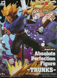 Banpresto Absolute Perfection - Trunks