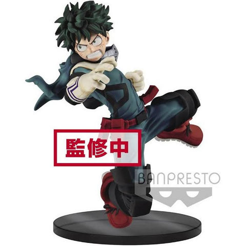 Banpresto - The Amazing Heroes Vol. 1 - Izuku Midoriya (Deku) (My Hero Academia)