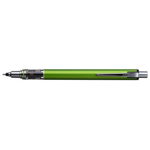 Uni Kuru Toga Advance Mechanical Pencil 0.5 mm (Lime Green)