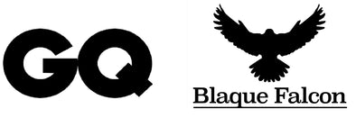 Blaque Falcon and British Gentleman's Quarterly Magazine Collaboration 2019