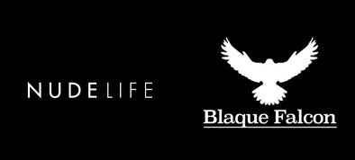 Blaque Falcon collaborates with Nude Life