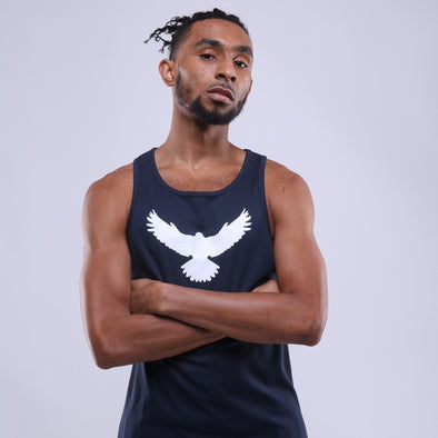 Mens Falcon Gym Vest