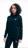 Ladies Falcon Embroidered Hoodie
