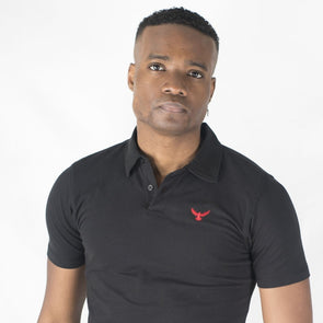 Mens Falcon Polo