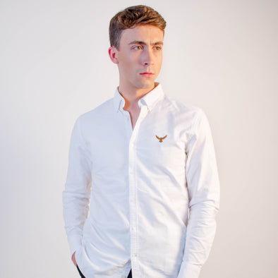 Mens Falcon Oxford Shirt