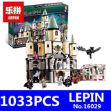 Harry Potter Bricks Magic Hogwort Castle Set
