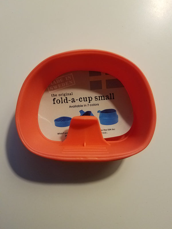 Small Fold a Cup