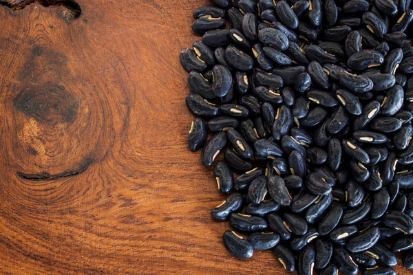 Black Valentine Bean Seeds