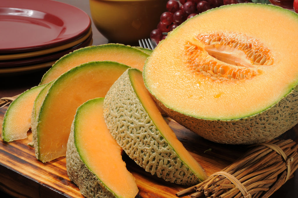 Hearts of Gold - Cantaloupe Seeds