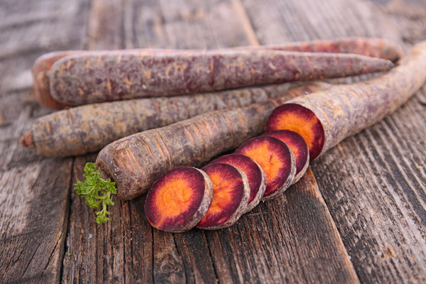 Purple Haze Carrot Seeds