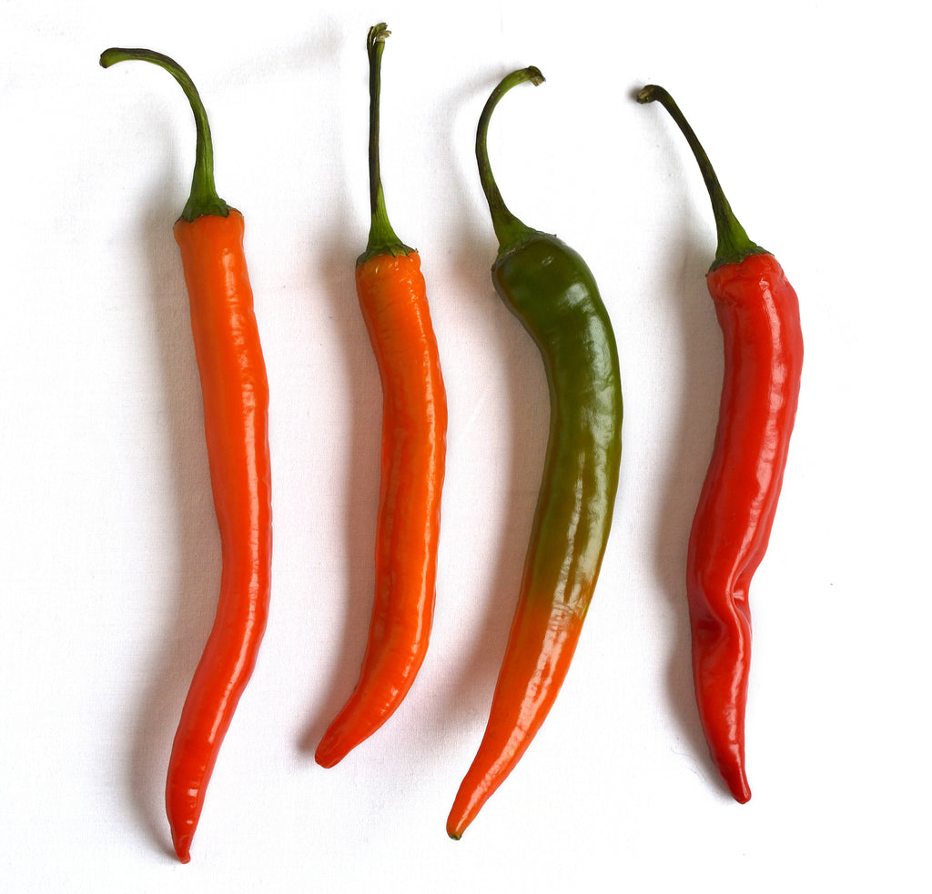 Pepper, Hot Cayenne Long Slim