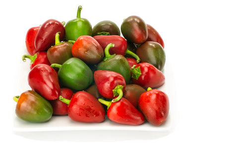 Pepper, Sweet Red Cherry