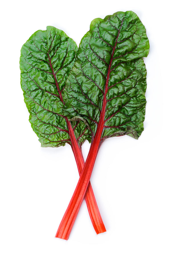 Swiss Chard, Ruby Red Seeds