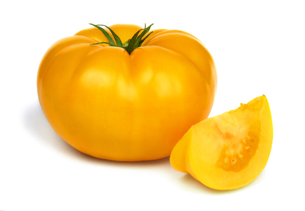 Brandywine Yellow - Tomato Seeds