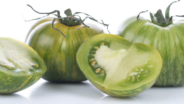 Green Zebra - Tomato Seeds