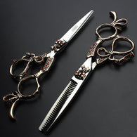 6 inch hair scissors set