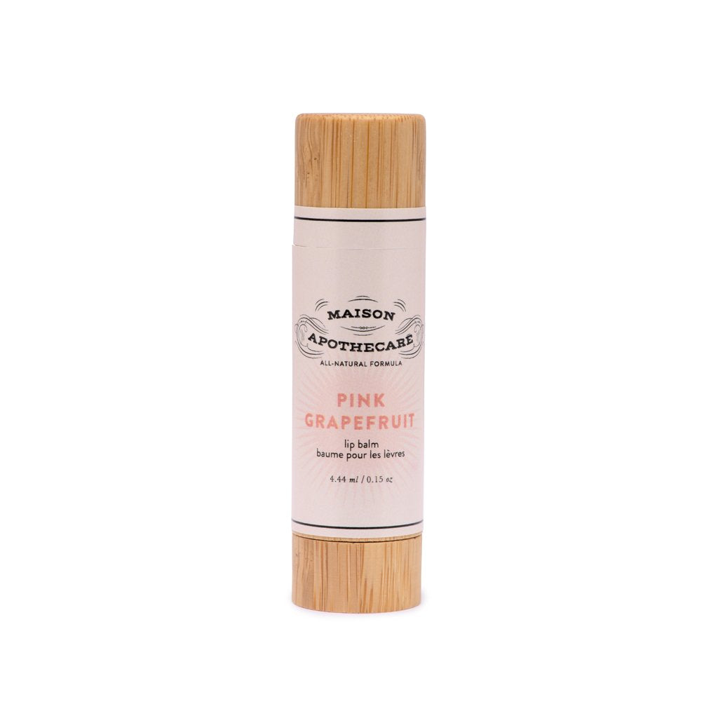 Lip Balm - Pink Grapefruit