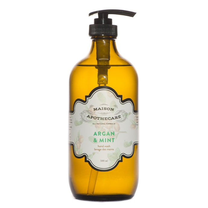 Argan & Mint Hand Wash